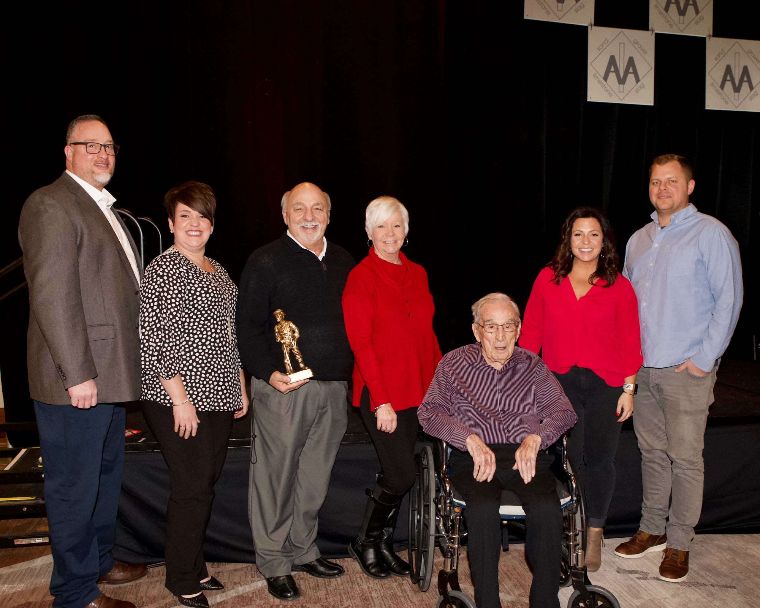 2020 IMAA Awards - Miner of the Year