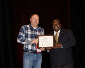 2019 CAPP District Award - Seymour Small Producer - Nugent Sand Company Louisville