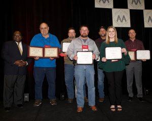 2019 Safety Awards - Hanson Aggregates