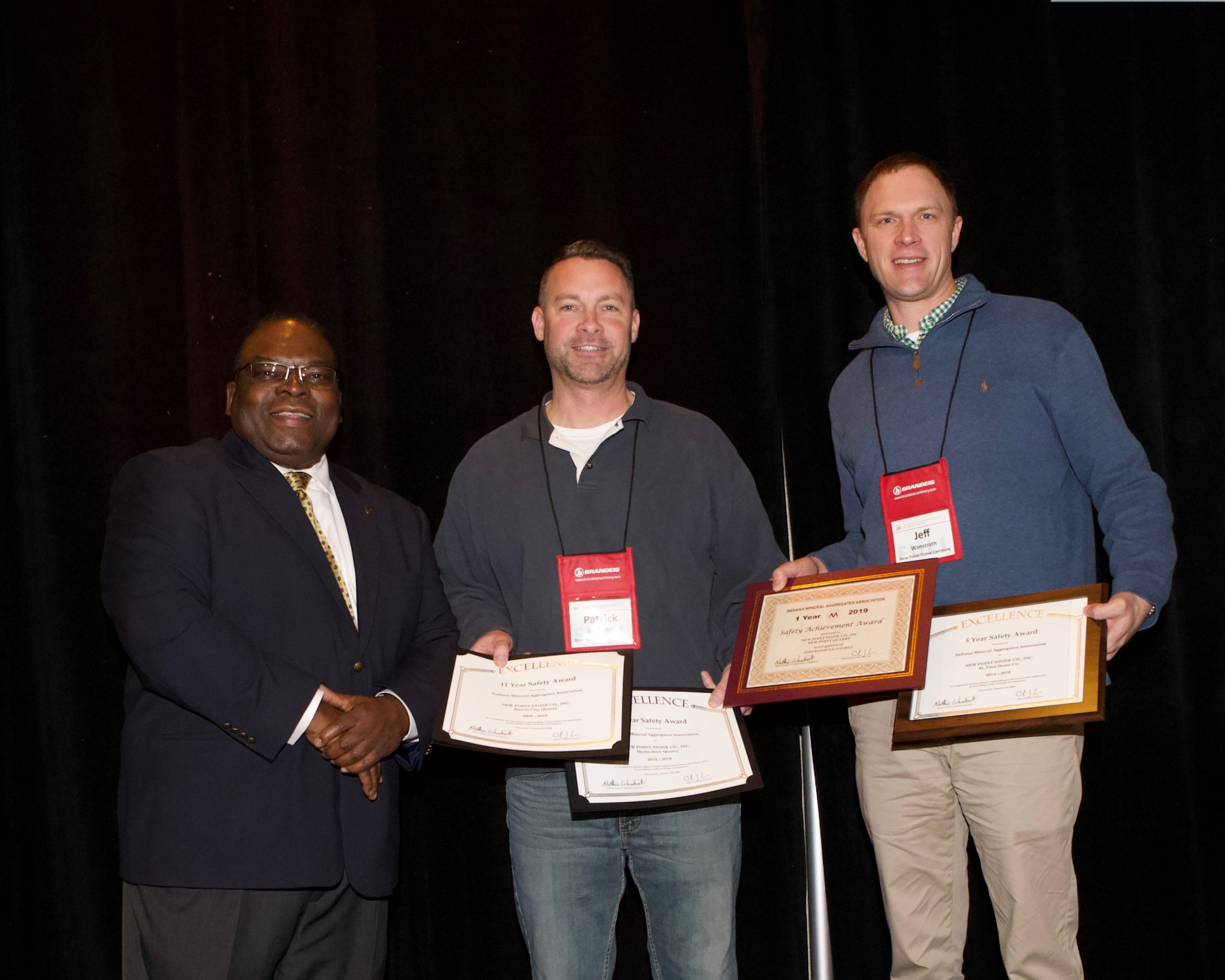 2020 IMAA Awards - 2019 Safety Awards