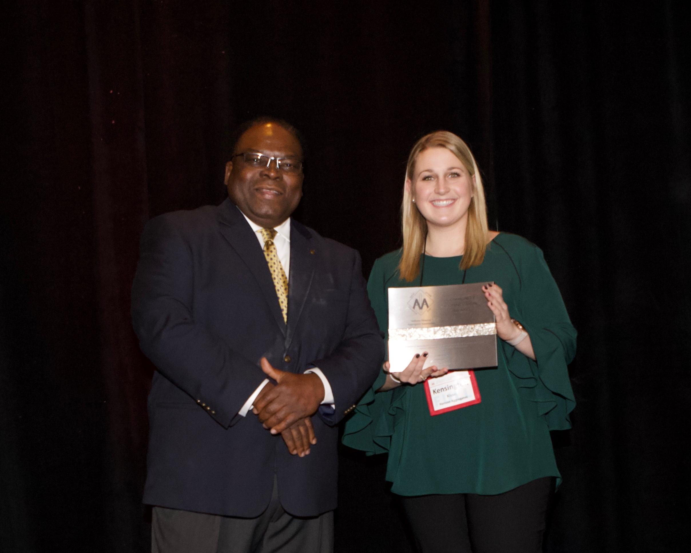 2020 IMAA Awards - Community Connection Award