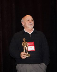 Ted Powell, IMAA 2019 Miner of the Year